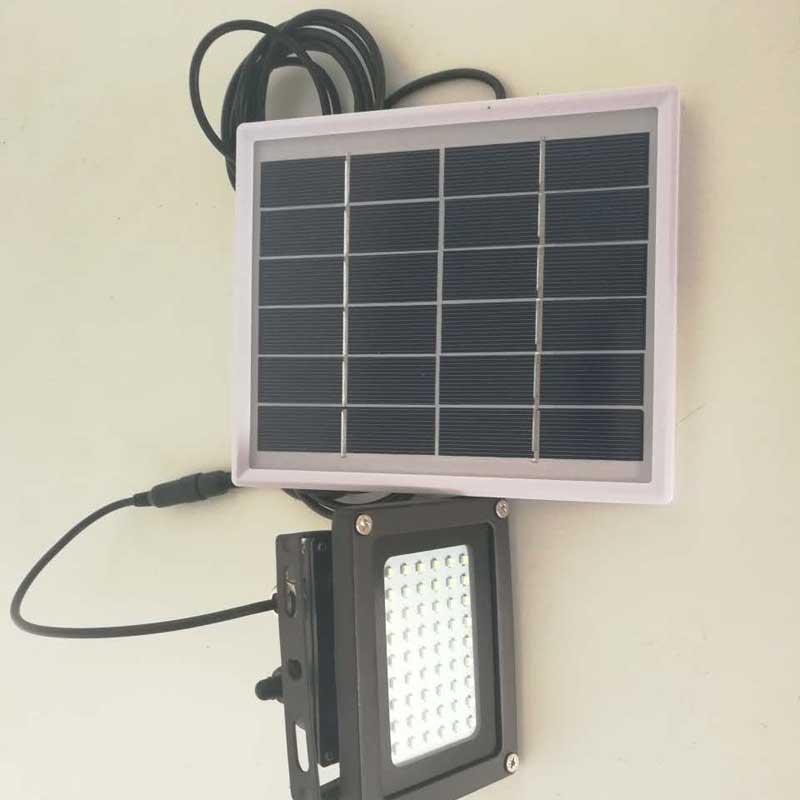 solarleuchte 54 led solarlampe bewegungsmelder garten. Black Bedroom Furniture Sets. Home Design Ideas