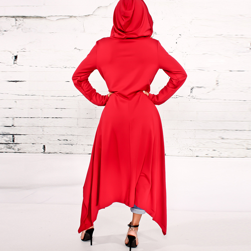 2017-STYLISH-Women-Fashion-Lady-Casual-Sexy-Solid-Color-Long-Sleeve-Hooded-Tops