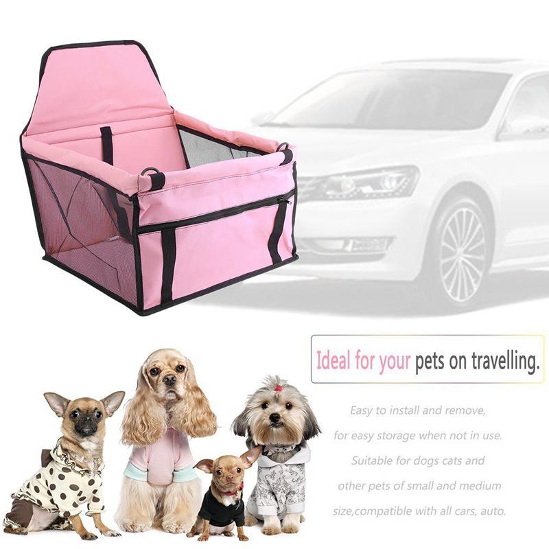 Secure Travel Folding Car Seat