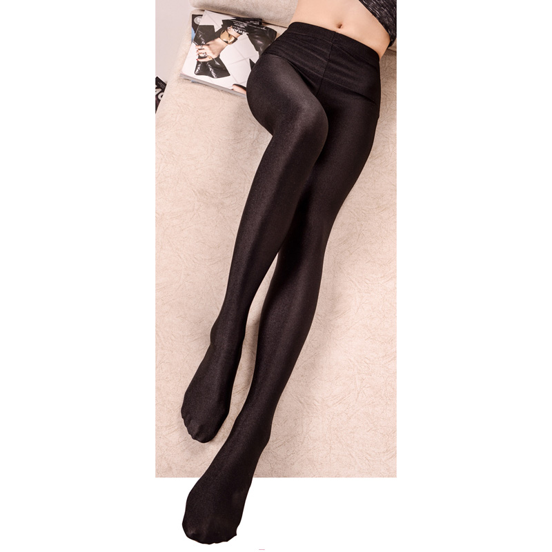 New-Fashion-Shiny-socks-pantyhose-Pants-elastic-bottoming-stockings-legs-tights
