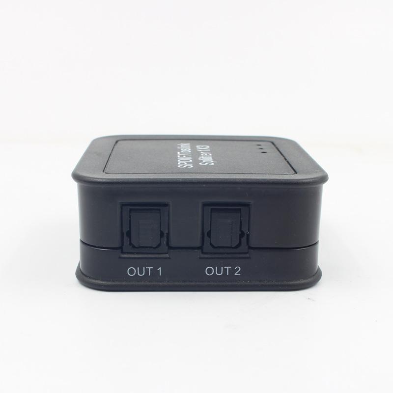 Digital Cable Splitter 12 Port : Port spdif toslink digital optical audio splitter