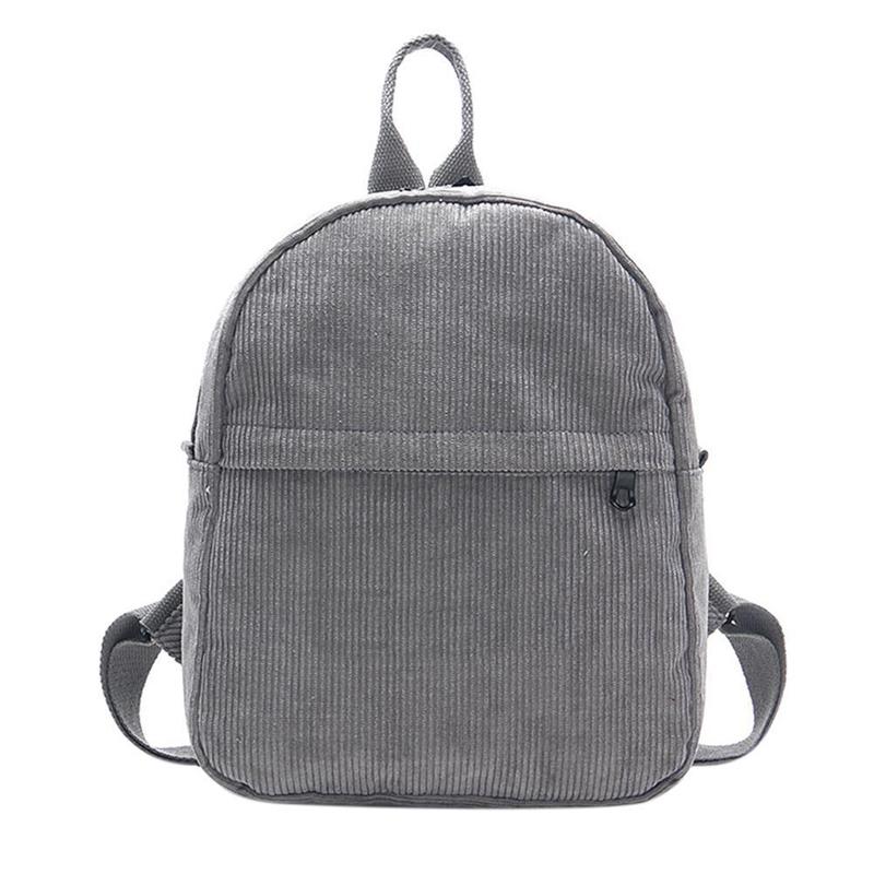 damen cord rucksack schultertasche reise handtasche. Black Bedroom Furniture Sets. Home Design Ideas