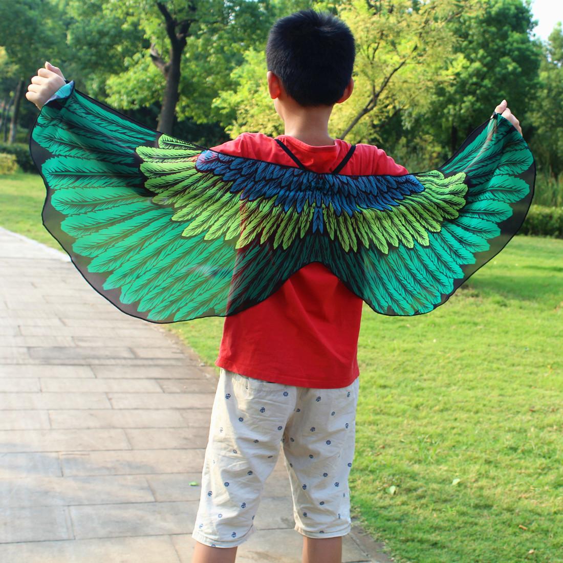 bird wings costume