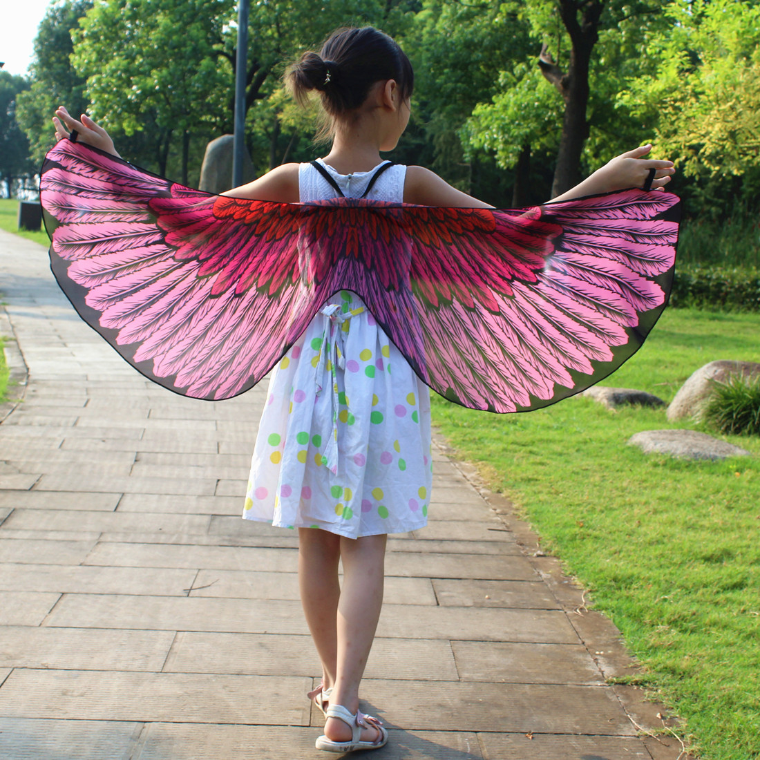 how to make fairy wings cosplay