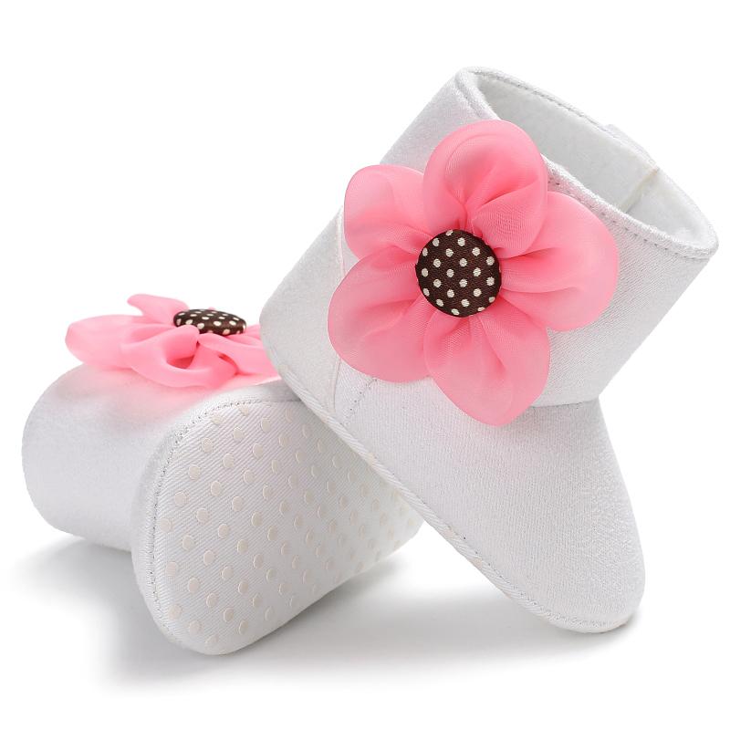 Newborn-Baby-Winter-Snow-warm-Boots-Kids-Girl-Crib-Shoes-Booties-Prewalker-0-18M
