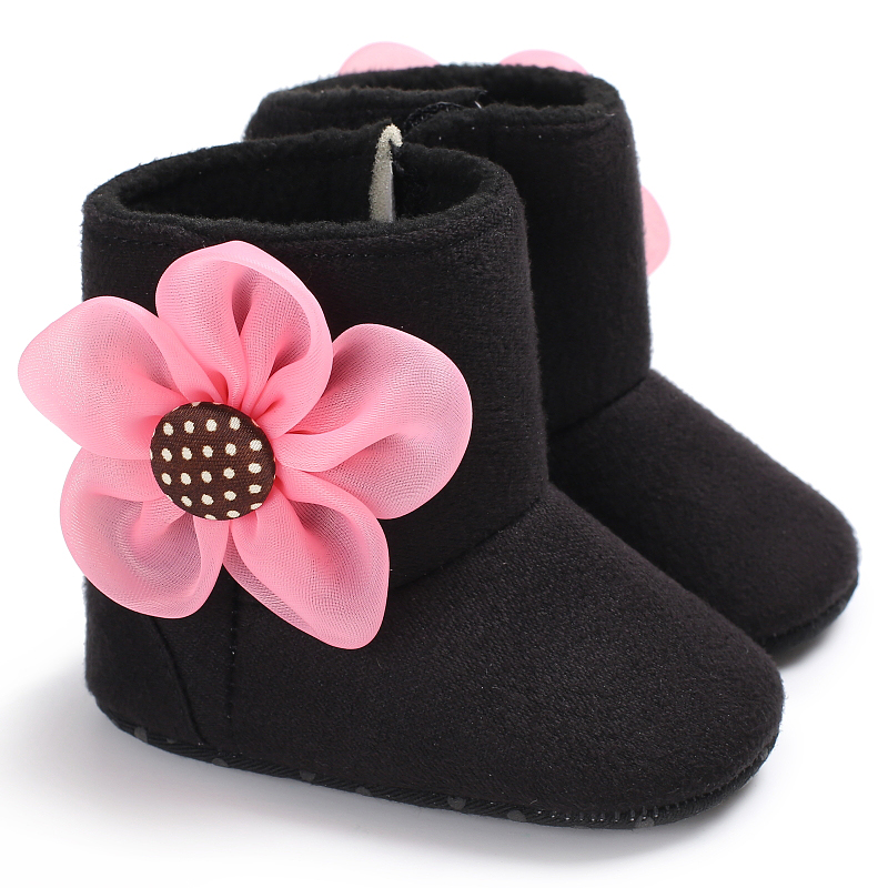 Toddler-Girl-Cotton-Crib-Warm-Shoes-Newborn-Baby-Flower-Soft-Sole-Boots-Sneaker