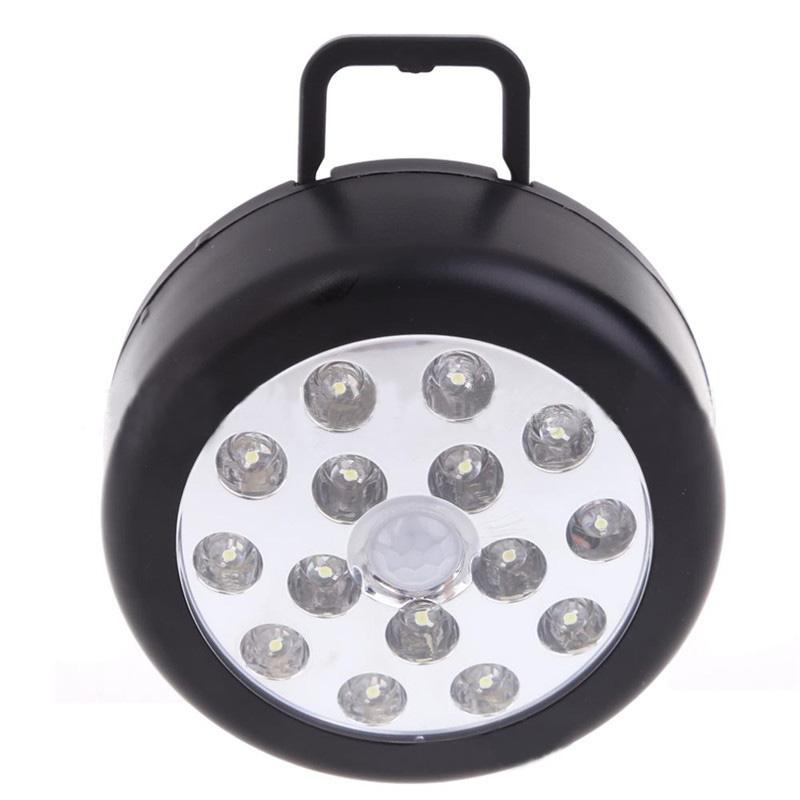 15 LED Kabellos Bewegungsmelder Nachtlicht