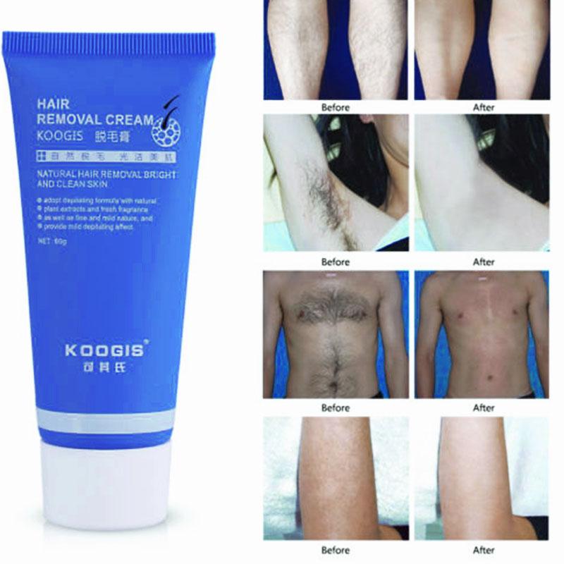 Mænd Kvinder Permanent Hair Removal Cream Til Leg Pubic-9232